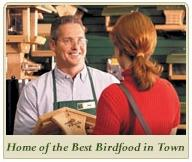 Home of the Best Birdfood in Town